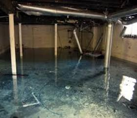 Los angeles flooded basement article