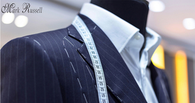 Custom suits shirts markrussell article