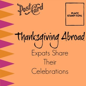 Thanksgiving abroad article