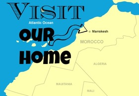 Map morocco article