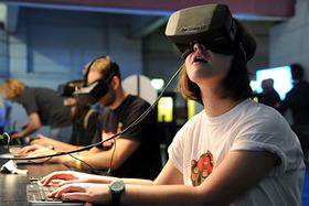 Virtual reality eyesight article