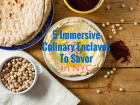 Nyc culinary enclaves article