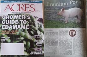 Premium pork article