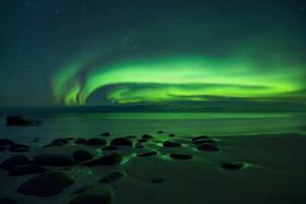 Northernlightsshootingstar photo1 article
