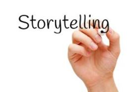 Storytelling article