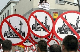 Isloamophobia   germany anti islam article