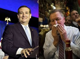 Ted cruz and john kasich article