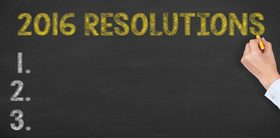 Three new years resolutions article