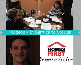 Gideon article