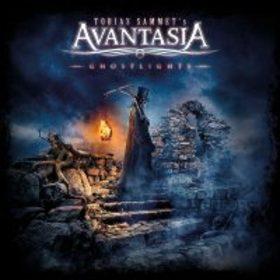 Avantasia ghostlights album cover 200x200 article