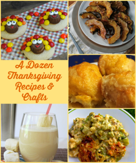 Thanksgiving recipes article