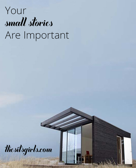Small stories article