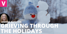 Grieving during holidays fb article