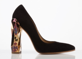 Shoe article