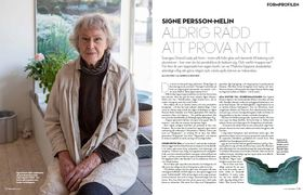 Signe p melin article