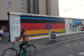 Israel germany berlin wall article