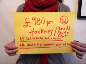ventyourrent  hackney article