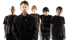 Radiohead wallpaper white background article