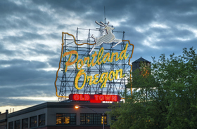 Portland neon sign article