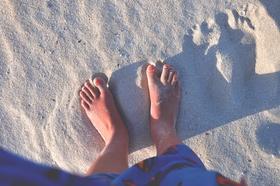 Feet article