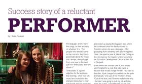 Julie fowlis us tour headline article