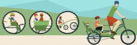 Family biking header article