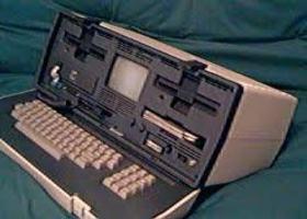 Ancient laptop article