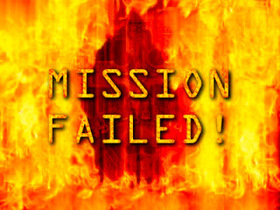 Mission failed article