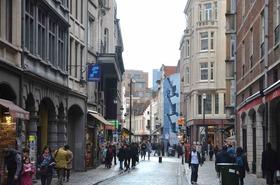 Street scene brussels article