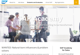 Sap academy article