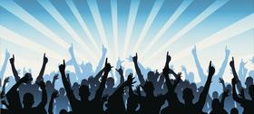 Rock crowd article