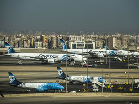 Egyptair cairo airport article