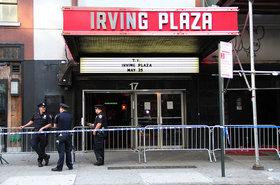 Irving plaza ti shooting billboard 1548 article