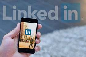 Linkedin app article article