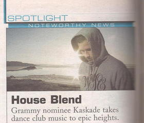 The wave house blend article