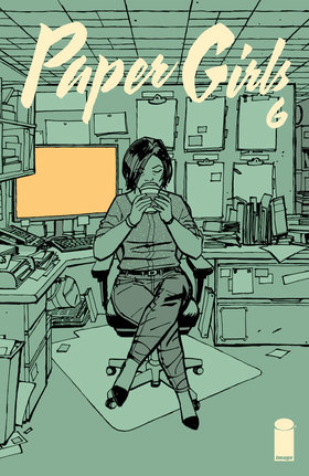 Papergirls 06 1 cover article