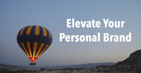 Elevate your personal brand4 article