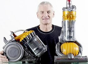 Sir james dyson cyclonic vaccum cleaners article