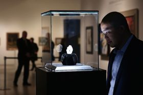 Lesedi la rona diamond lucara sotheby auction 528264160 spencer platt getty compressor article