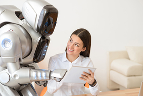 Robots coming soon to a hotel near you article