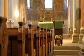 Church pews article