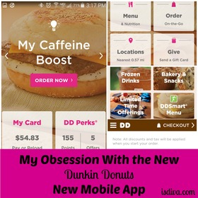 Dunkin donuts application article