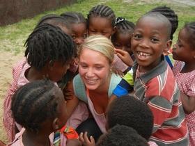 Volunteering in africa article