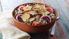 The evolution of salad header article