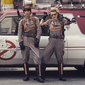 Kristen wiig and kate mckinnon in the new ghostbusters movie  basically your new heroes article