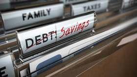 Savings instead of debt article
