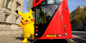 Pikachu bus edited article