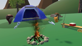 Metaworld group campfire article