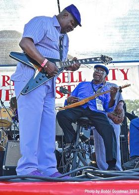 Blues fest article