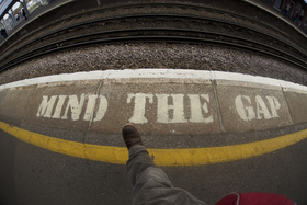Mind the gap article